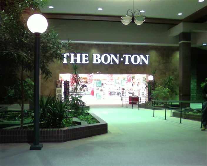 The Bon Ton at Aviation Mall in Queensbury, NY