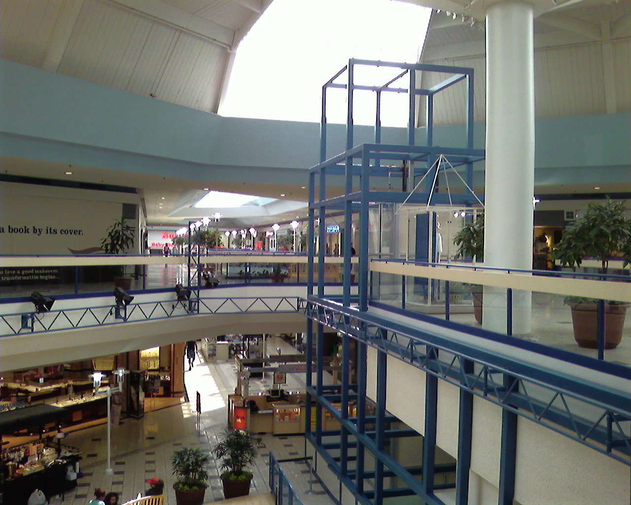 Laurel Mall in Laurel, MD