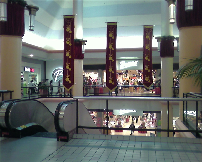 Monmouth Mall Food Court