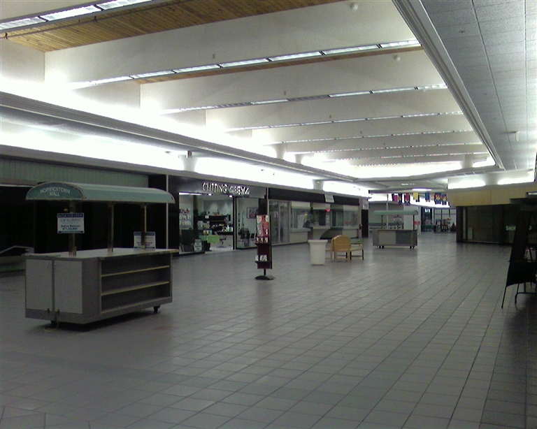 Norwichtown Mall in Norwich, CT