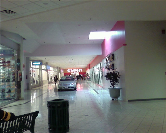 Pyramid Mall in Ithaca, NY
