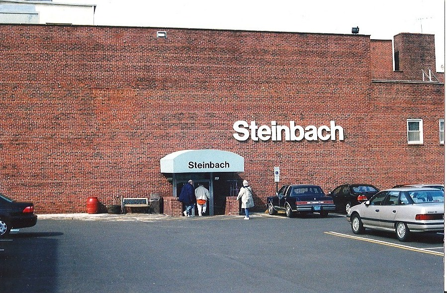 Steinbach in Red Bank, NJ, 1999