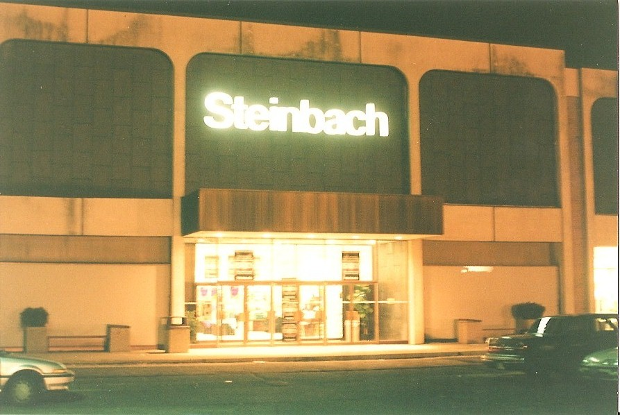 Steinbach at Manalpan Mall in Manalpan, NJ, January 1995