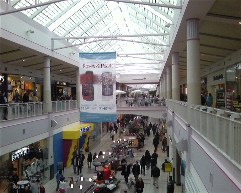Crossgates Mall, store listings, mall map, hours, comment forum and more (Albany, NY).