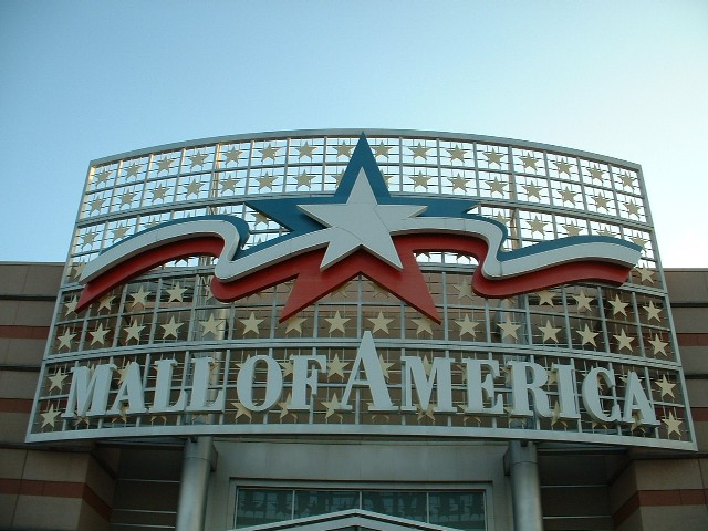 Mall of America in Bloomington, MN