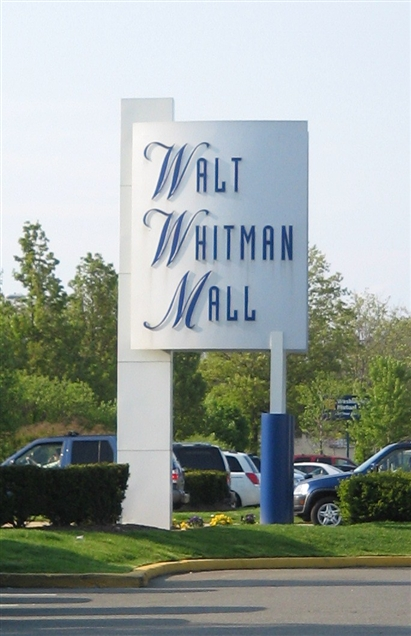 Walt Whitman Mall in Huntington Station, New York, 2007