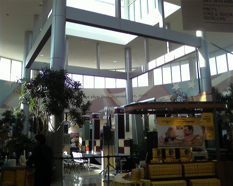 Labelscar The Retail History Blogwalt Whitman Mall