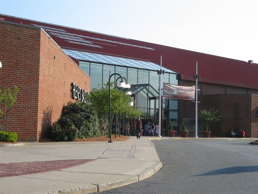 Arsenal Mall in Watertown, Massachusetts, May 2007