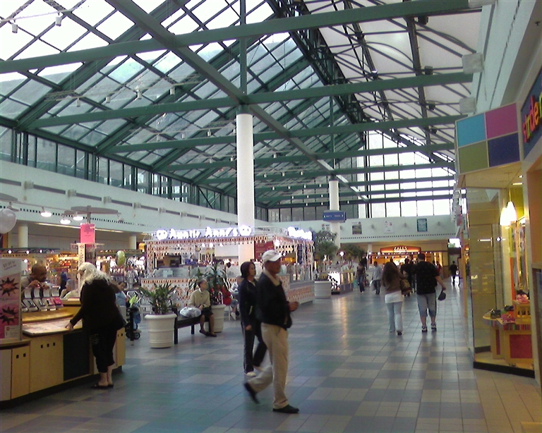 Broadway Mall in Hicksville, NY