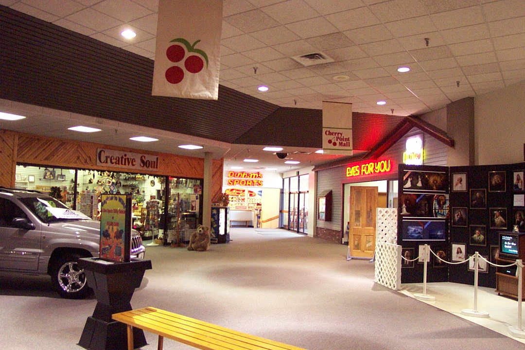 Cherry Point Mall in Sturgeon Bay, WI