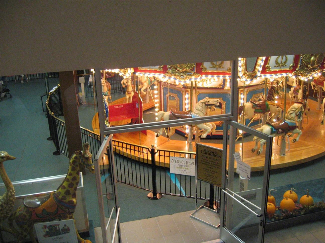 Vancouver Mall; Vancouver, Washington   Labelscar