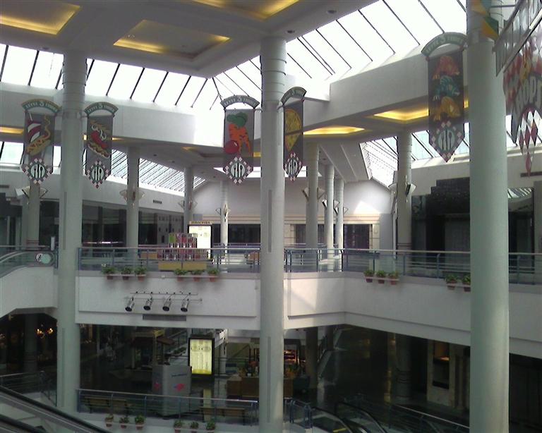 Labelscar The Retail History Bloglandmark Mall
