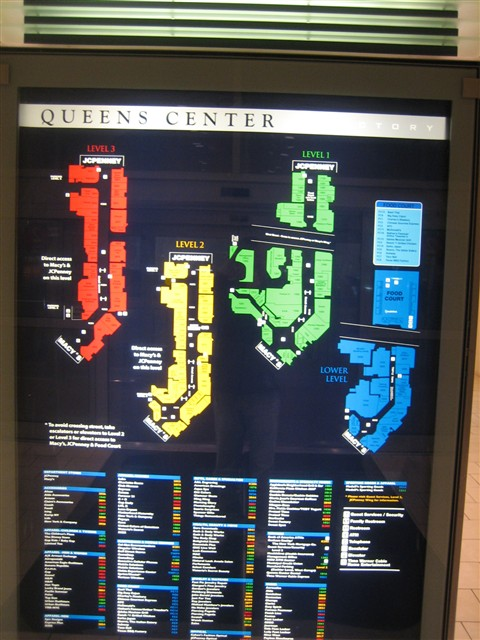 Queens Center 2007 in Queens, NY
