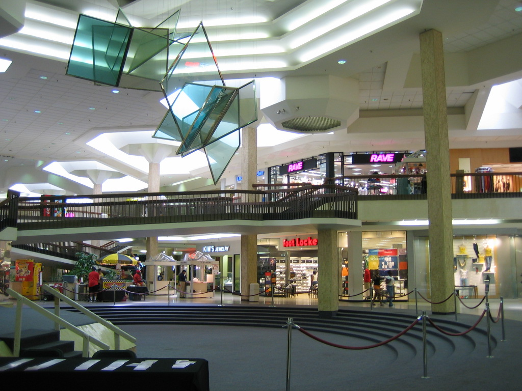 Randall Park Mall - Revisited | From the 2nd floor ... |Randall Park Mall 2013