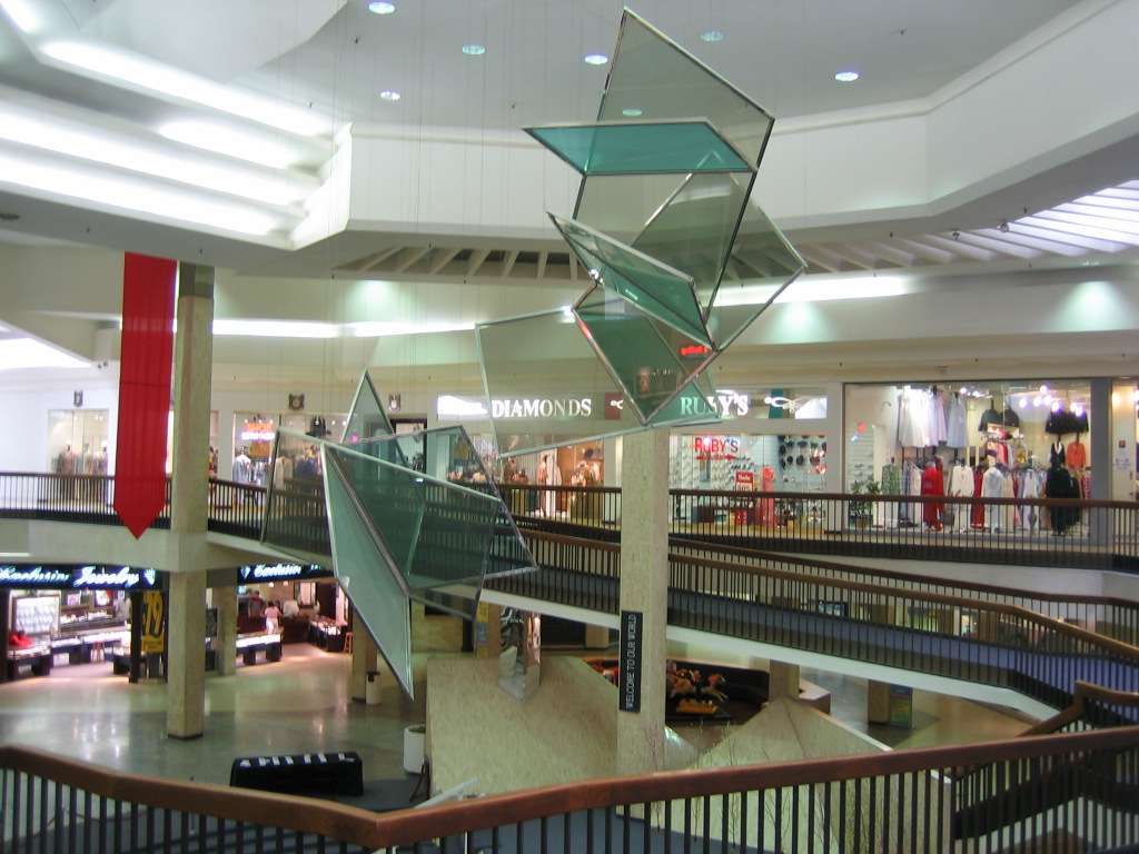 Randall Park Mall in North Randall, OH