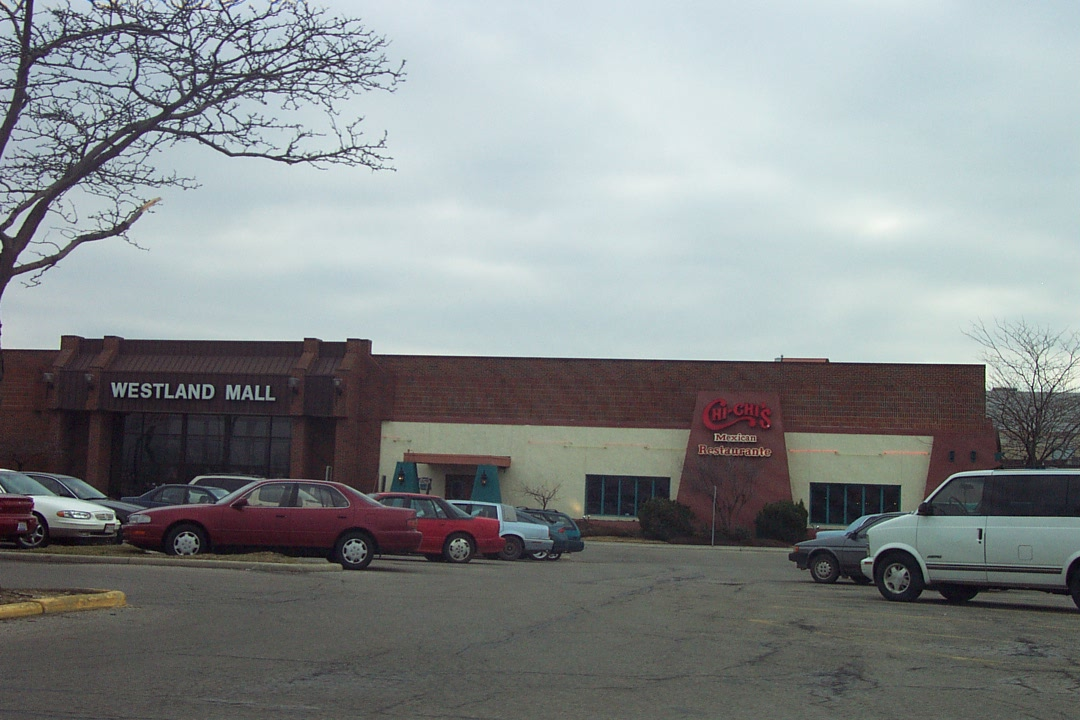 Westland Mall in Columbus, OH