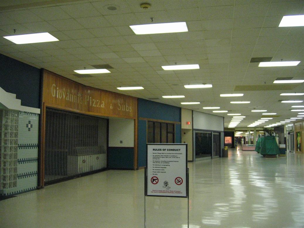 Becker Village Mall in Roanoke Rapids, NC