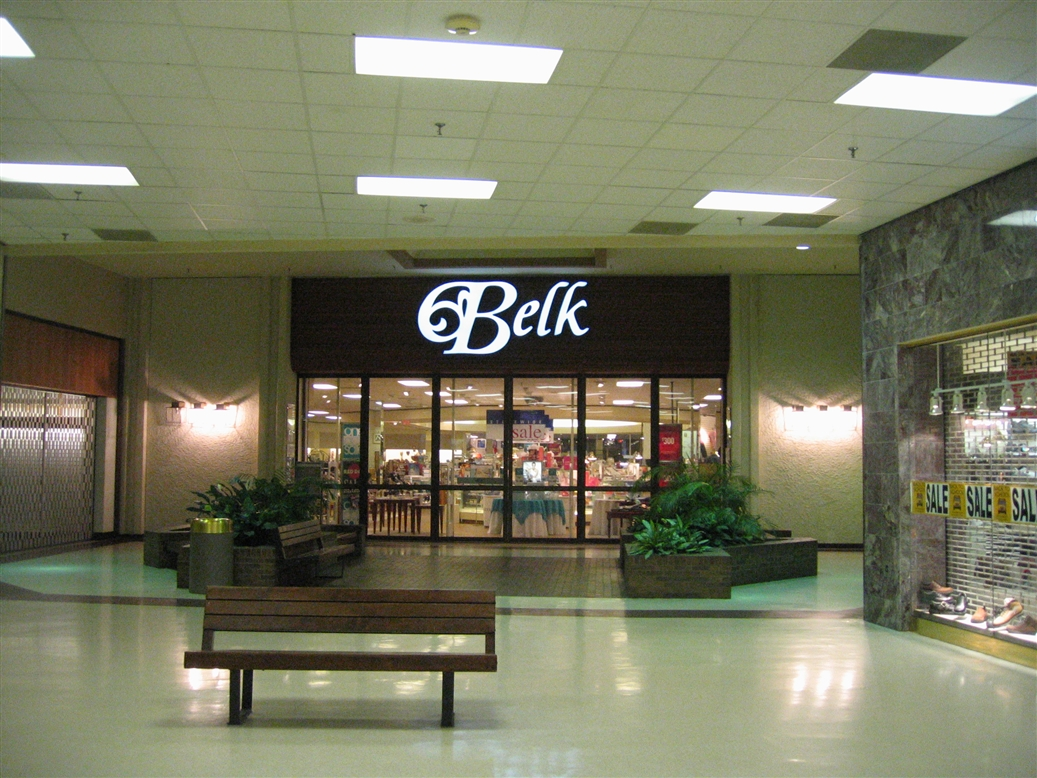 Becker Village Mall in Roanoke Rapids, NC