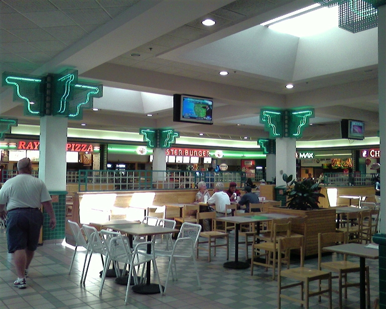 Berkshire Mall In Wyomissing Reading Pa