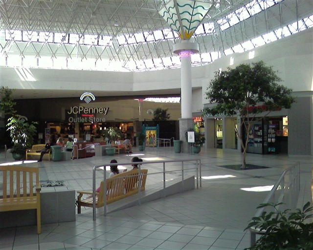 Morgantown Mall Food Court