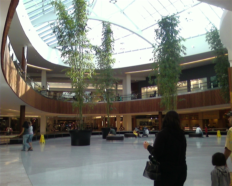 The Natick Mall (previously named the Natick Collection) is a shopping mall, located in Natick, Massachusetts and owned by Brookfield Properties Retail Group. The mall is a component of the Golden Triangle shopping district with the adjacent Shopper's World power center in Framingham, Massachusetts, both of which are situated between Route 9 and Route