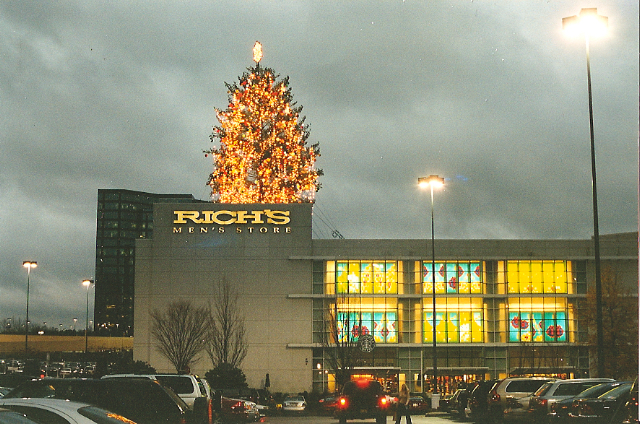 Rich's, Lenox Square Mall, Georgia, 2004