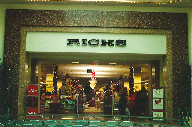 Rich's Greenbrier, Georgia, 2004