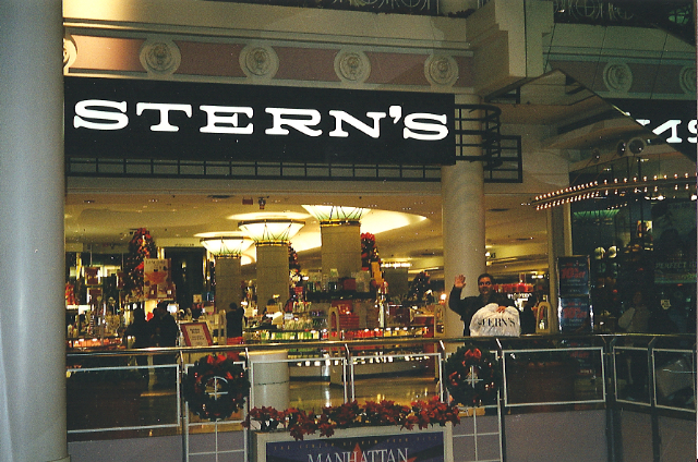Stern's, Manhattan Mall, New York City, NY, 2000