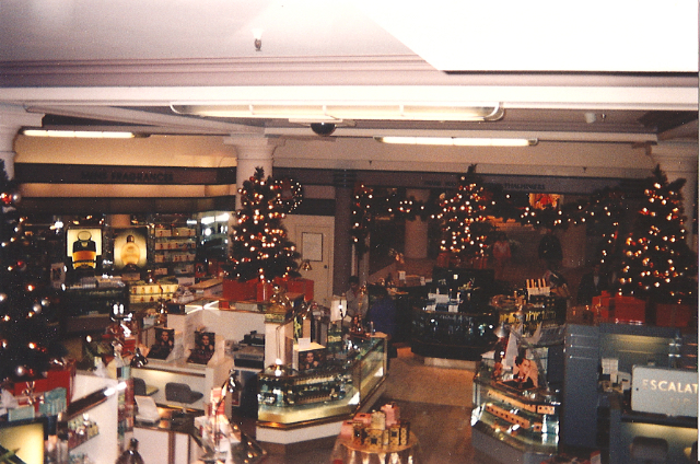 Thalhimer's, Richmond, VA, 1991