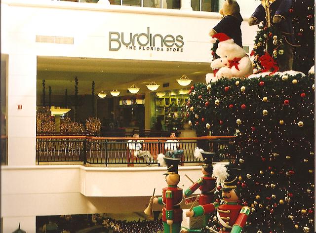 Burdine's, Aventura, Florida, 2004
