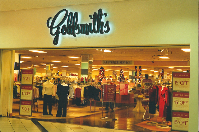 Goldsmith's, Southland Mall Memphis, TN, 2004