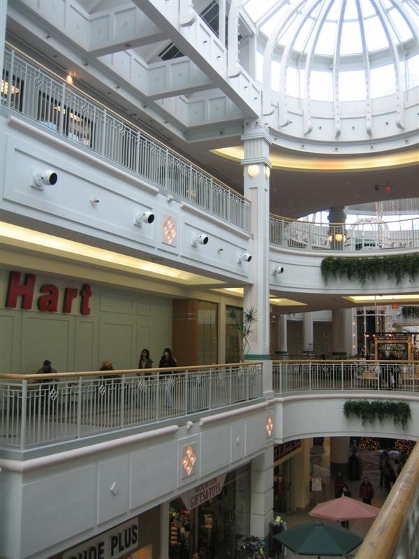 Hamilton City Centre former Eaton Centre Hart Department Store in Hamilton, Ontario