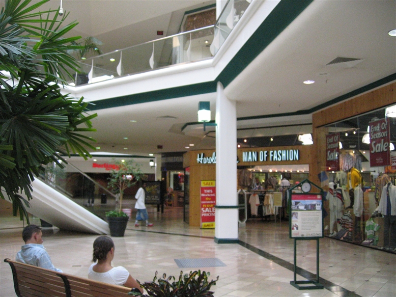 Eastland Mall; Charlotte, North Carolina