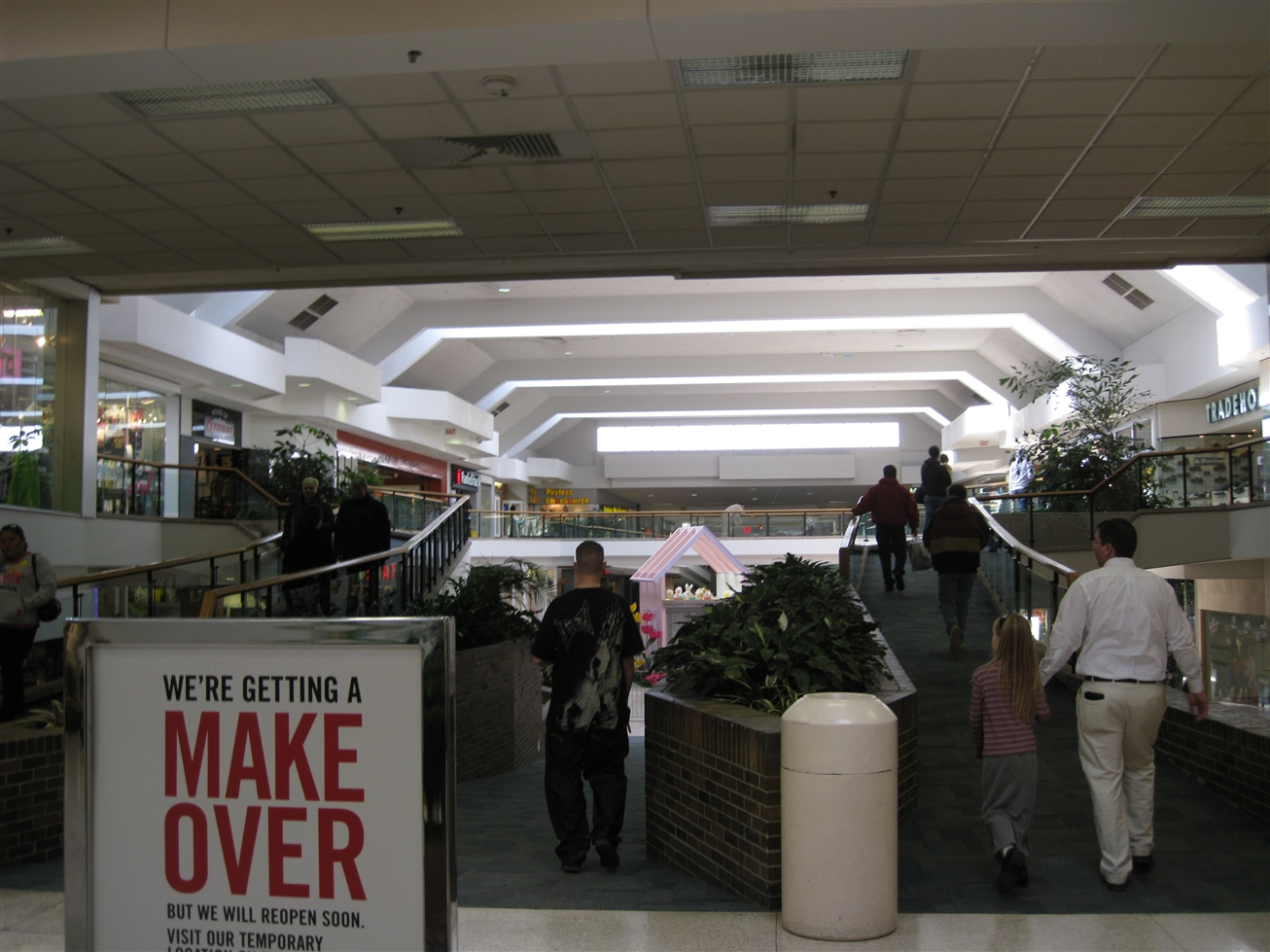 Labelscar The Retail History Blogmerle Hay Mall Des