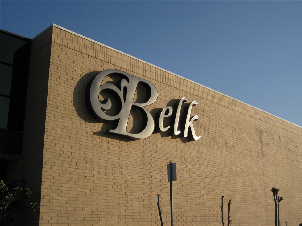 Sawmill Square Mall Belk in Laurel, MS