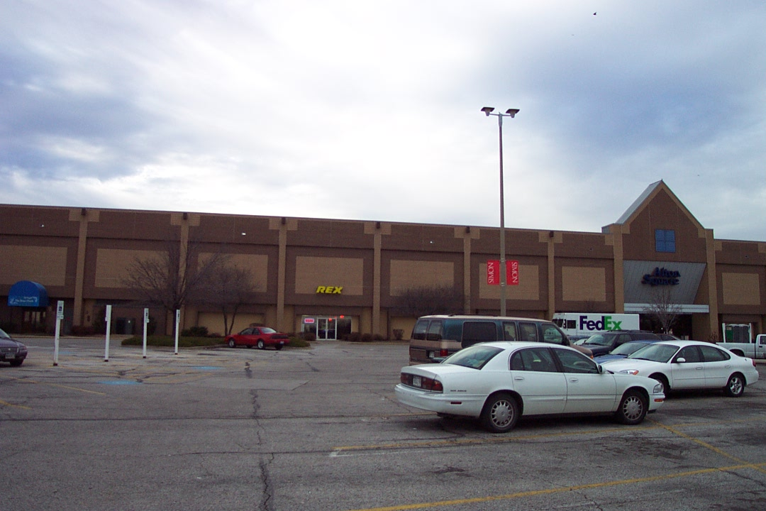 Alton Square Mall in Alton, IL