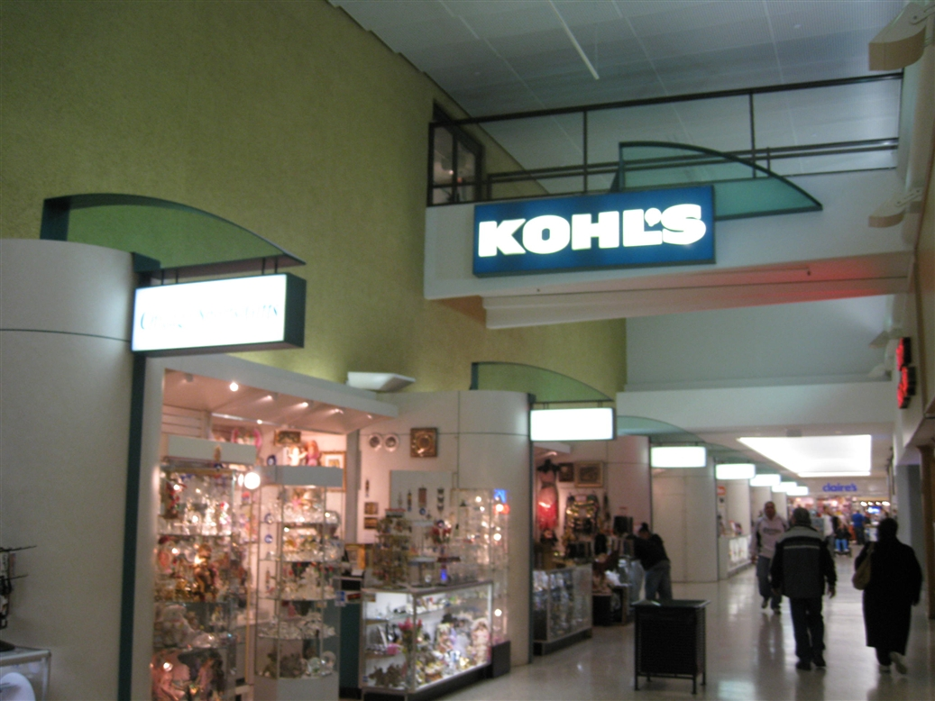 Harlem Irving Plaza Kohls in Norridge, IL