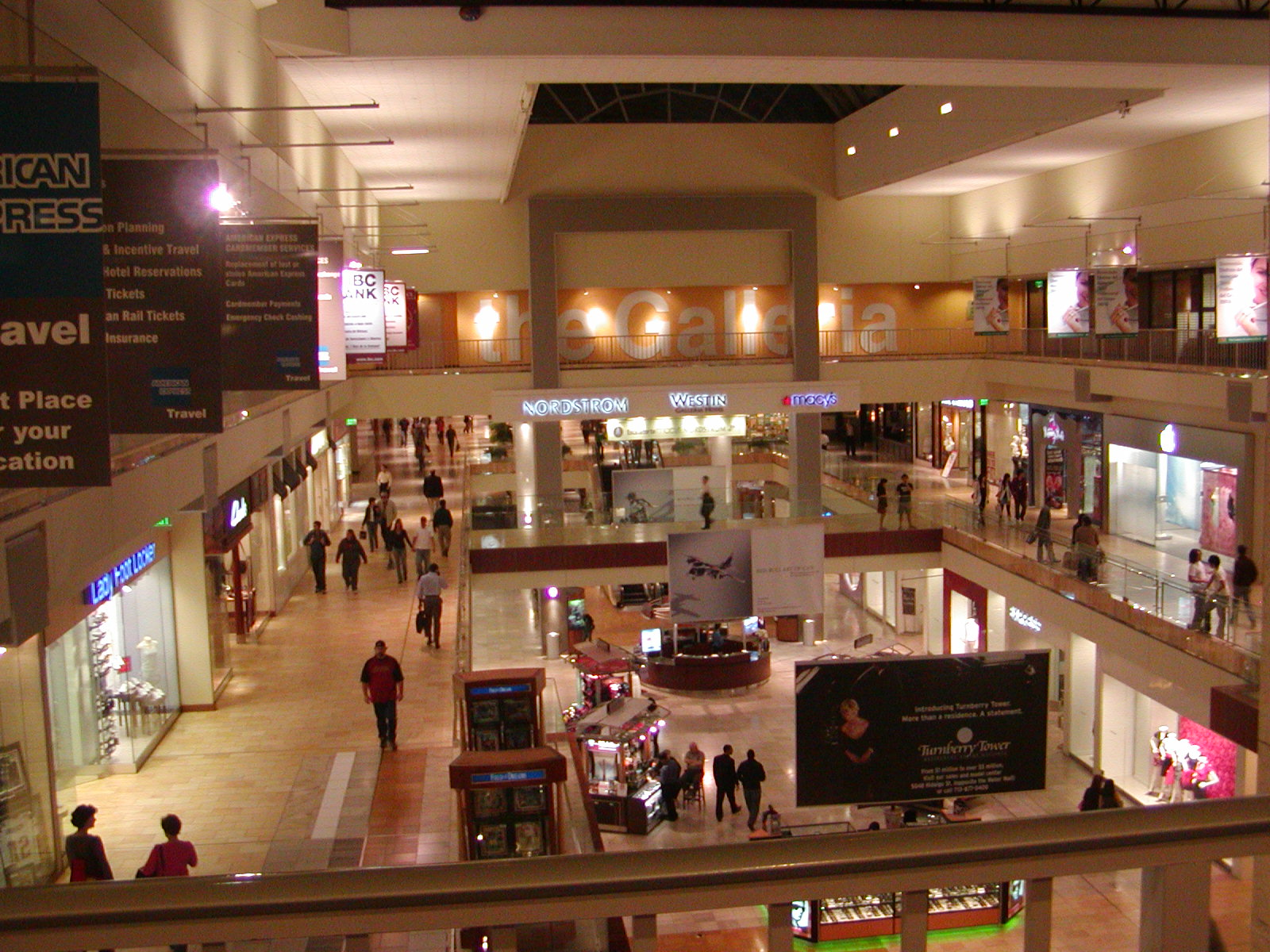The Galleria II; Houston, Texas