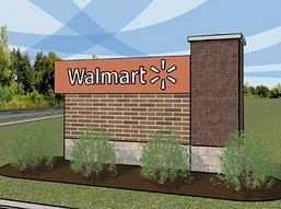 New Wal-Mart Logo