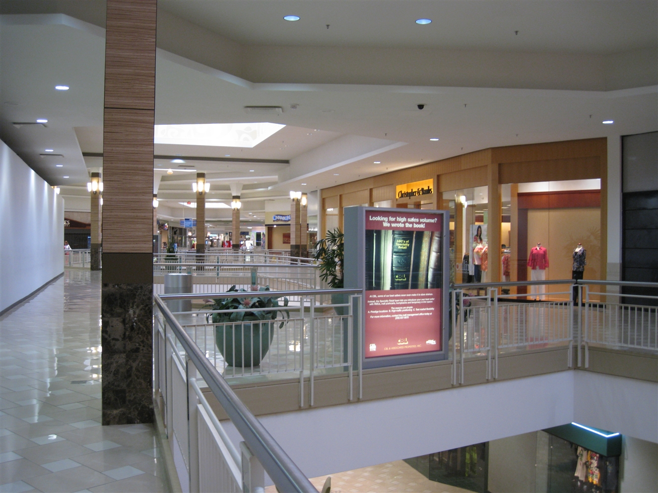 Madison Square Mall in Huntsville, AL
