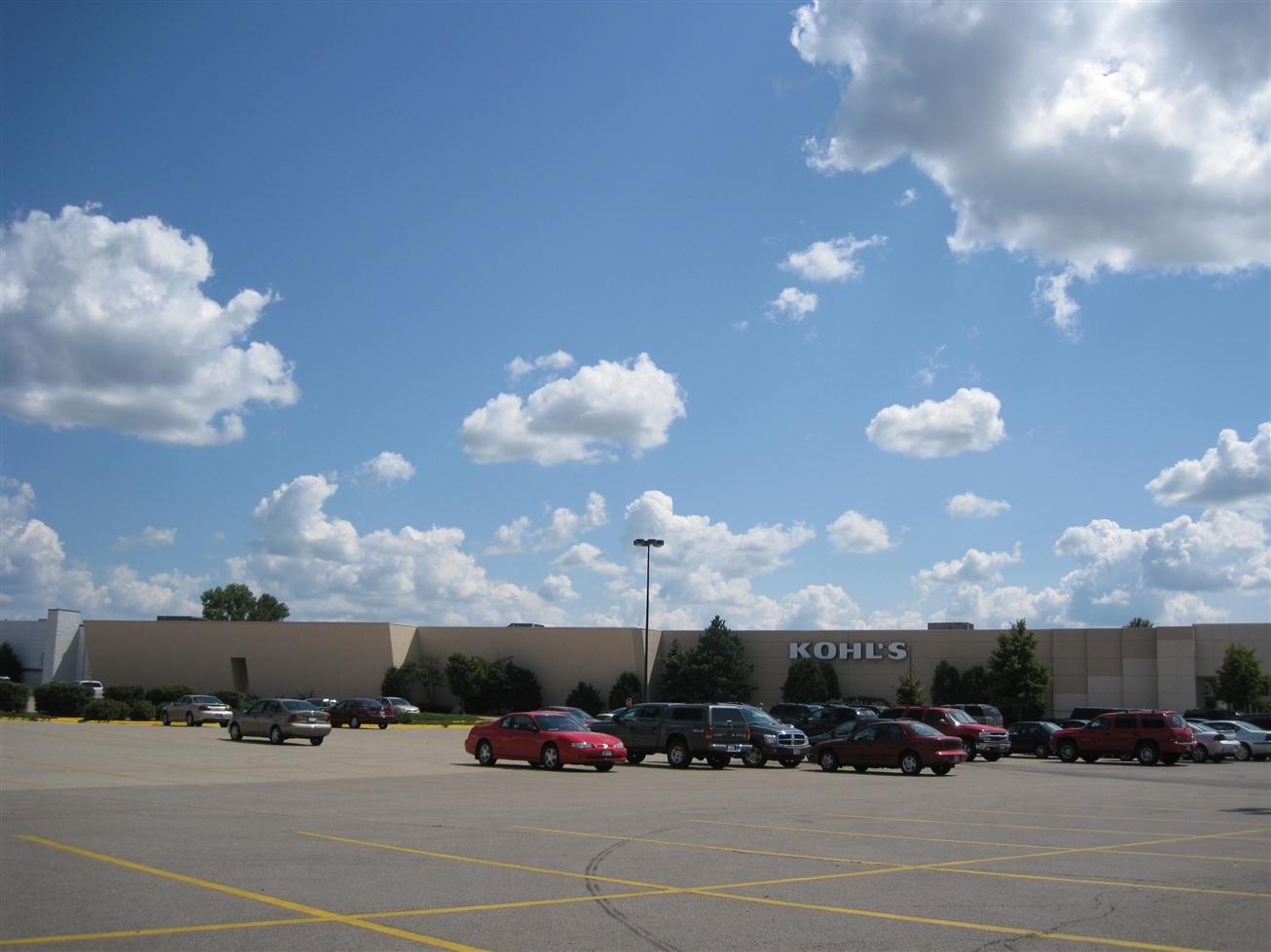 Janesville Mall Kohls in Janesville, WI