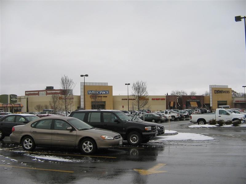 Woburn Mall in Woburn, Massachusetts