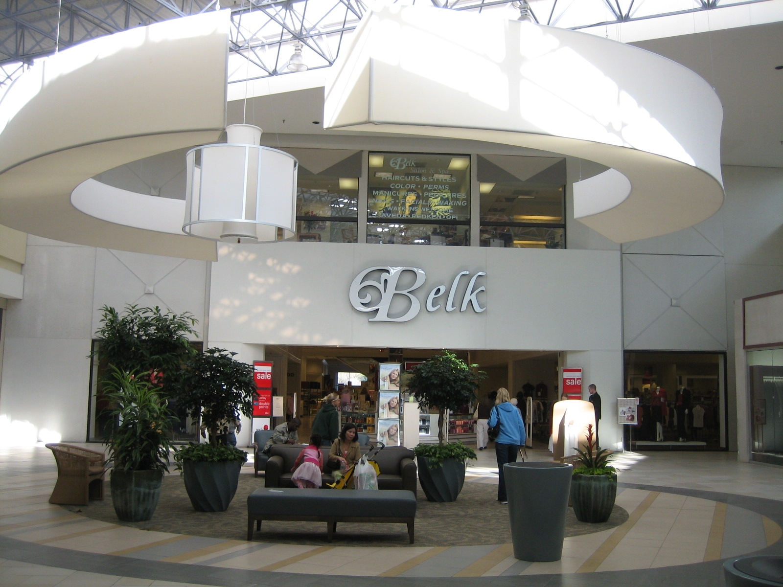 Orange Park Mall Belk in Orange Park, FL