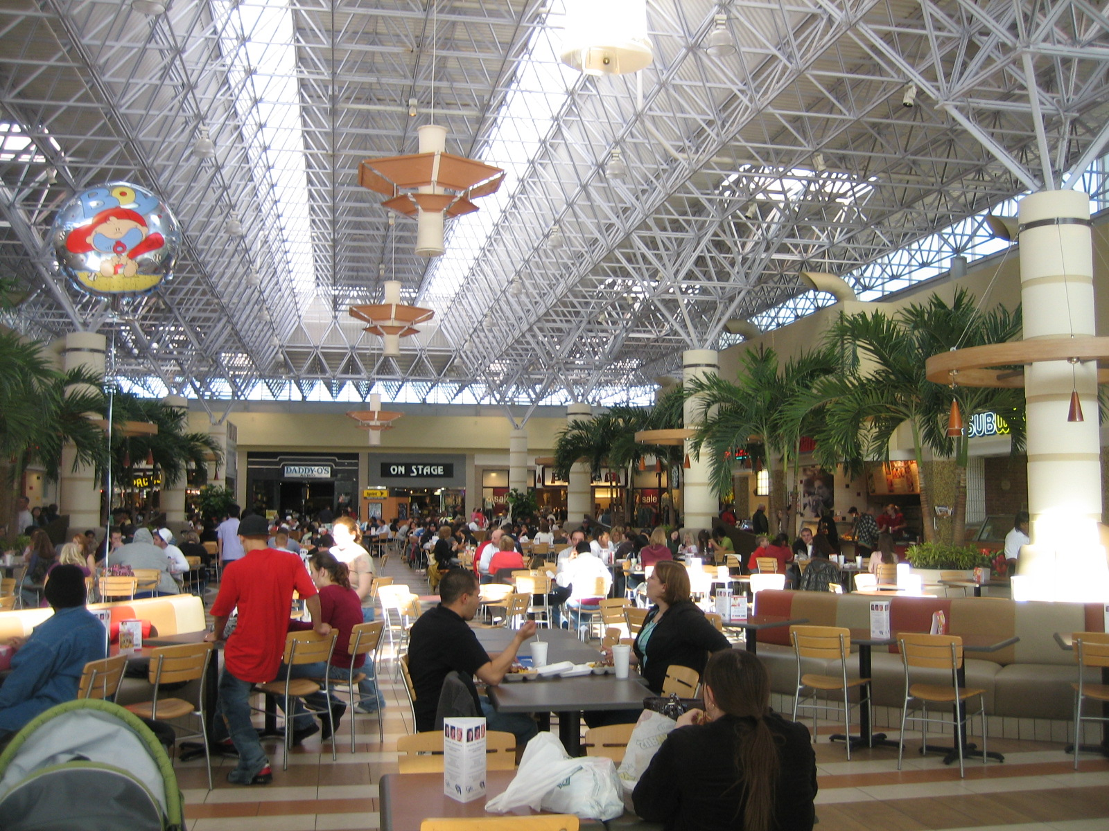 Orange Park Mall Food Court in Orange Park, FL