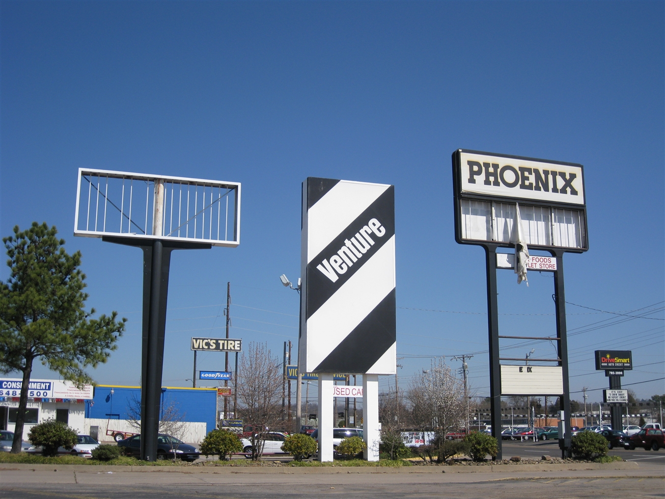 Phoenix Village Mall Venture in Fort Smith, Arkansas