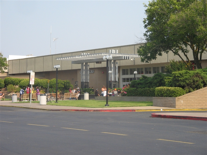Vintage Faire Mall in Modesto, California