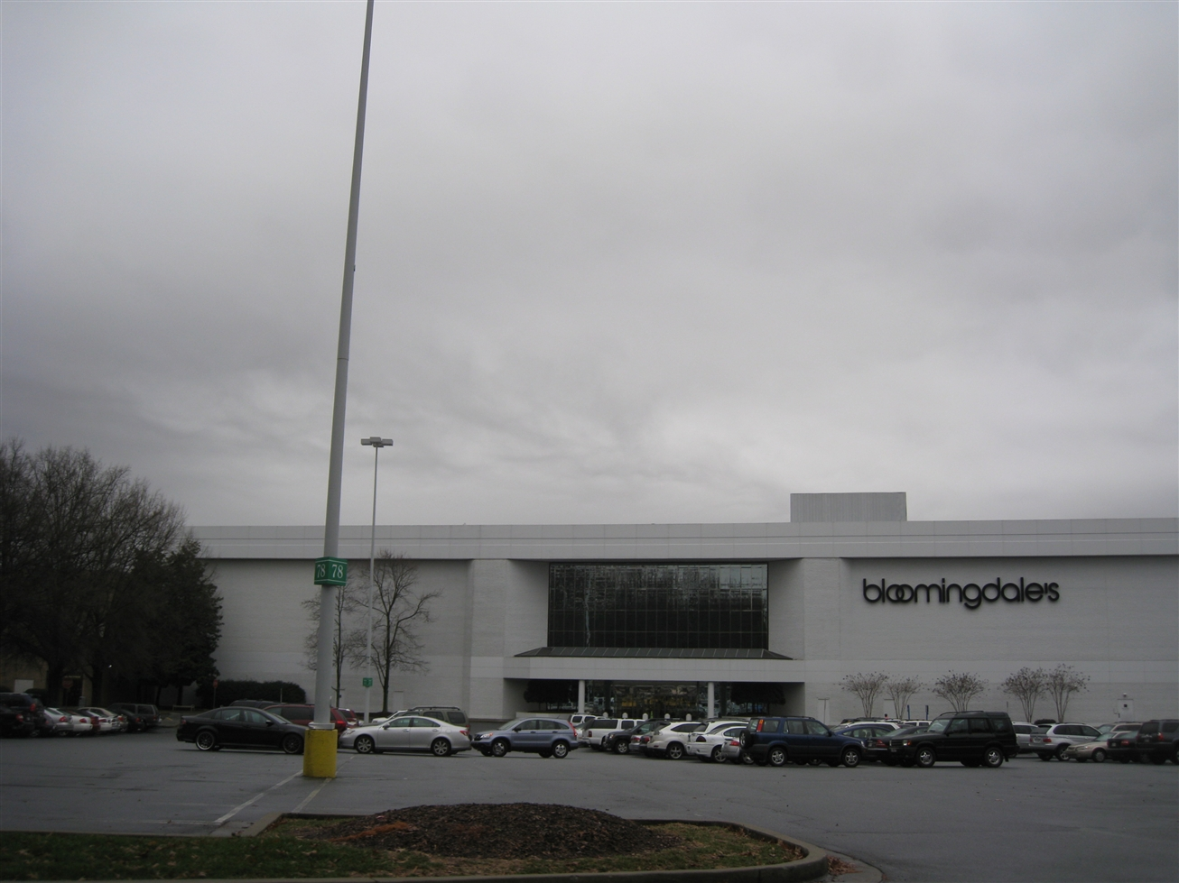 Perimeter Mall Bloomingdales in Dunwoody, GA