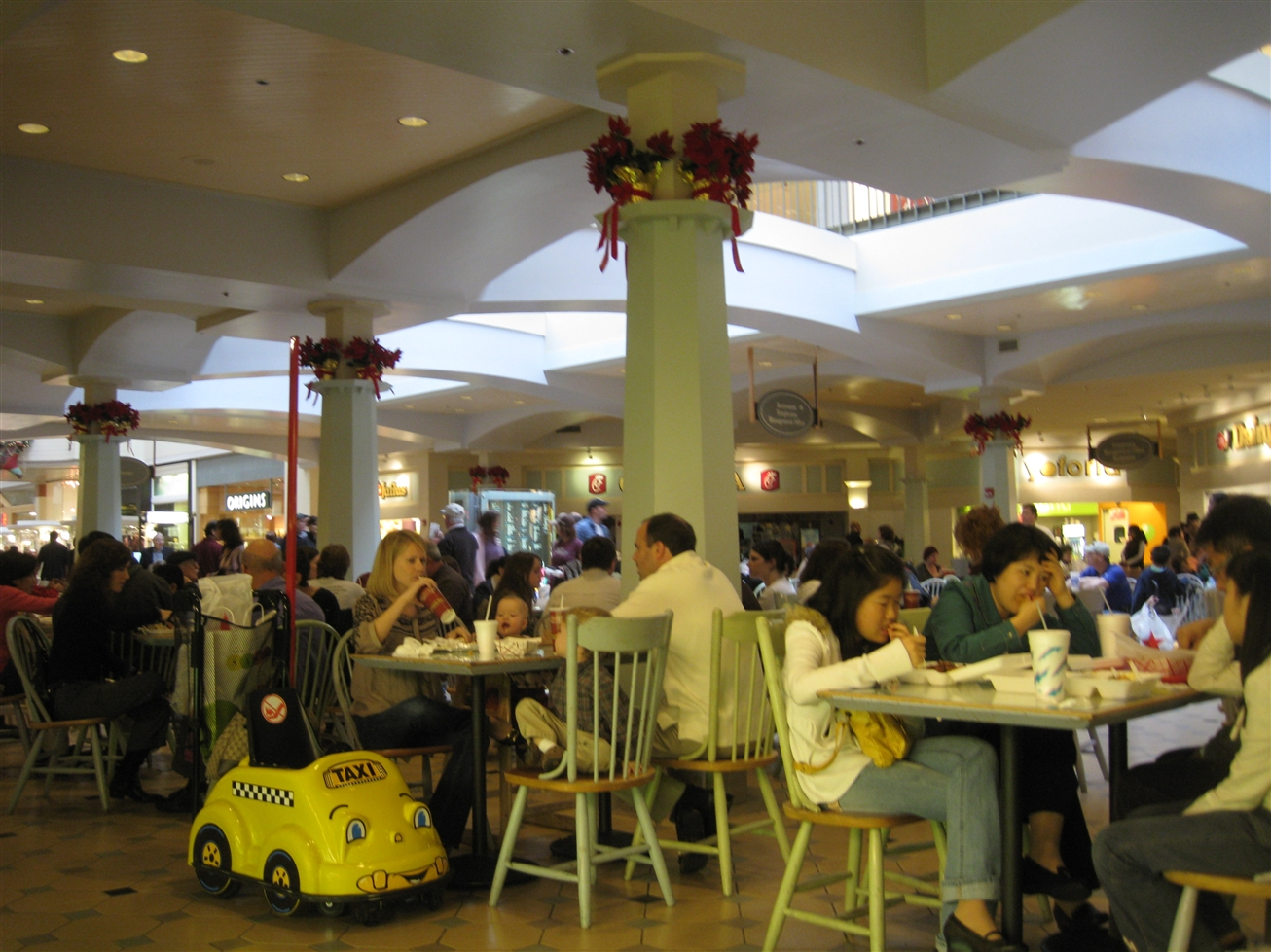 Perimeter Mall Food Court
