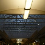 Corridor Skylight and Light Fixtures