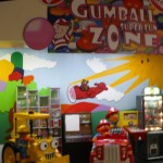 Food Court Gumball Super Fun Zone